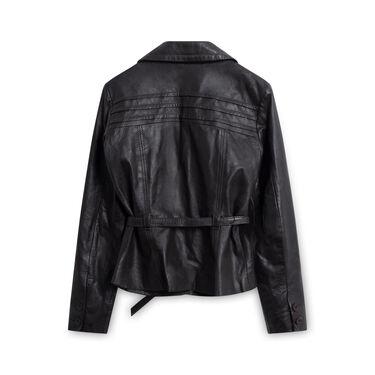 Vero Moda Leather Jacket - Brown