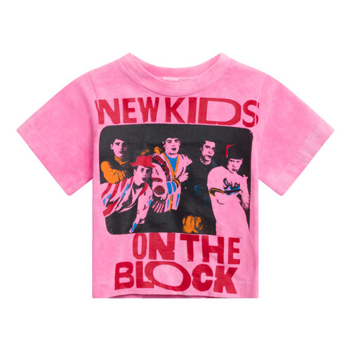Vintage New Kids On The Block T-Shirt