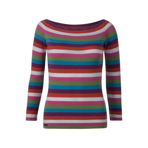 Vintage Dolce & Gabbana Multicolor Striped Top