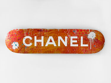 Skating With Chanel