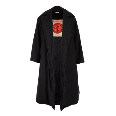 Dries Van Noten Raymon Wool Coat