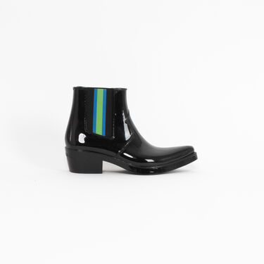 Calvin Klein Jeans Cole Western Style Rain Boots