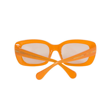 Sun Buddies Eckhaus Latta x Sun Buddies 'POSSESSED' Junior Sunglasses - Cinnamon