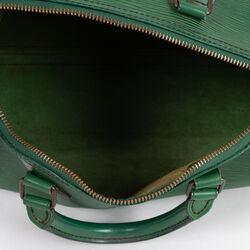 Louis Vuitton Epi Speedy 25 Mini Duffle