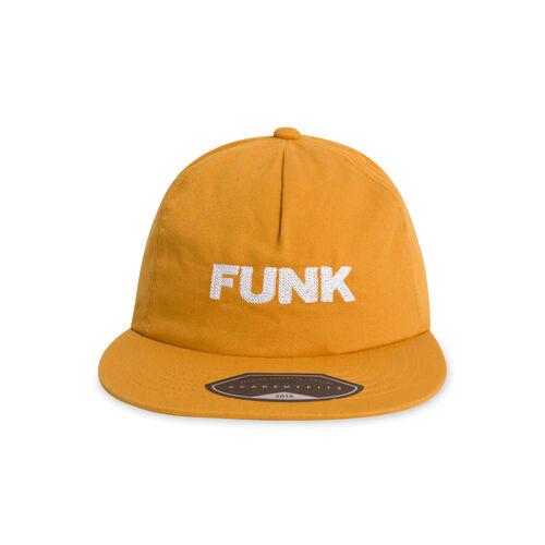 "Painter Hat ""Funk"" - Golden Orange"