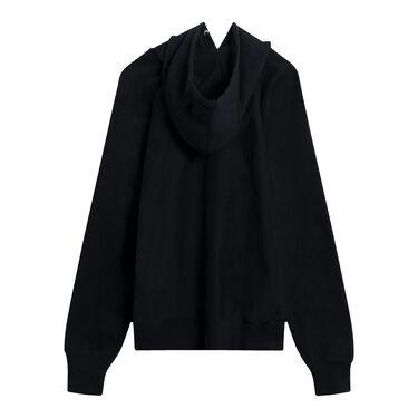 Naija All Stars Pullover Hood - Black