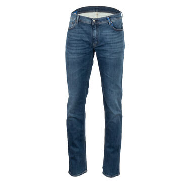 Acne Studios North Mid Blue Skinny Jeans