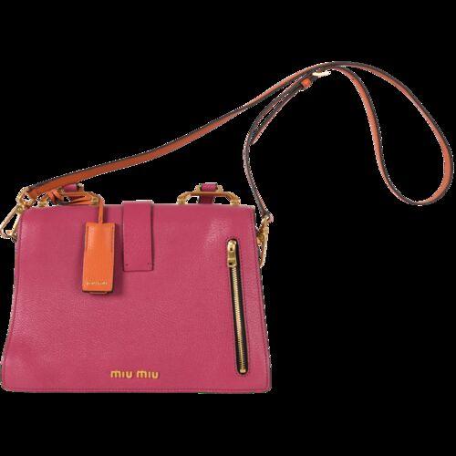 Miu Miu Colorblock Handbag