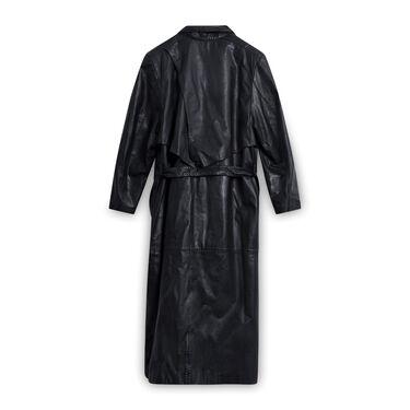 Danier Leather Trench Coat