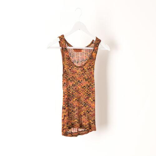 Vintage Missoni Knit Tank Top