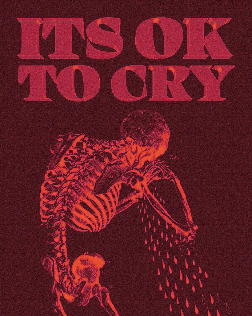 IT'S OK TO CRY- Crispy