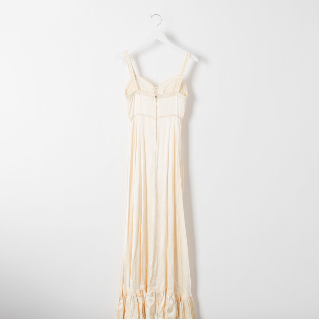 70's Gunne Sax Maxi Dress curated by Sophia Amoruso