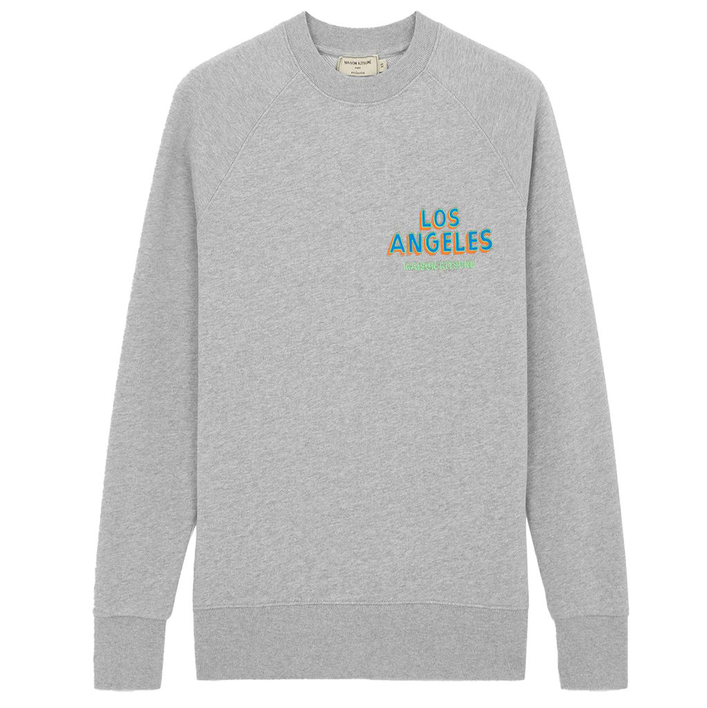 Maison Kitsune x Ben Klevay Sweatshirt in Grey