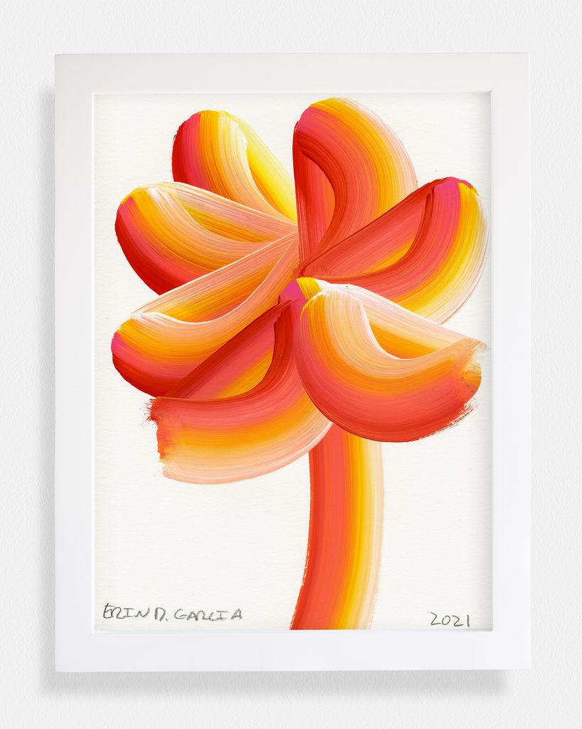 Six Flowers #6