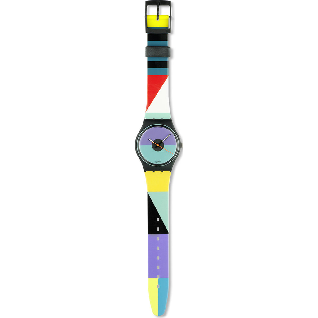Swatch Original GB121 St. Catherine Point Watch