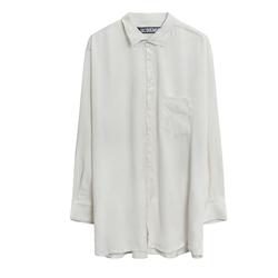 Jacquemus x SSENSE Exclusive 'La Chemise D'Homme' Shirt in Off-White