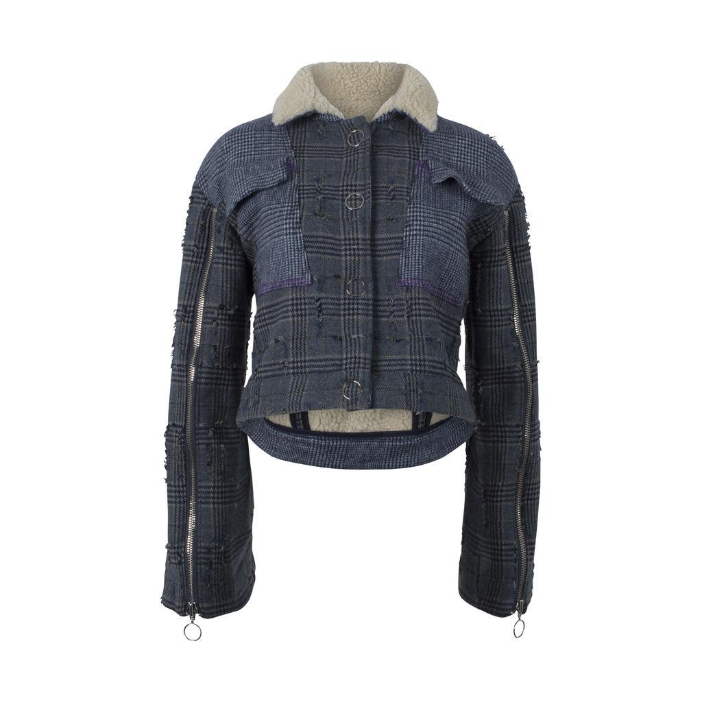 Bogdar Lilly Cropped Denim Jacket