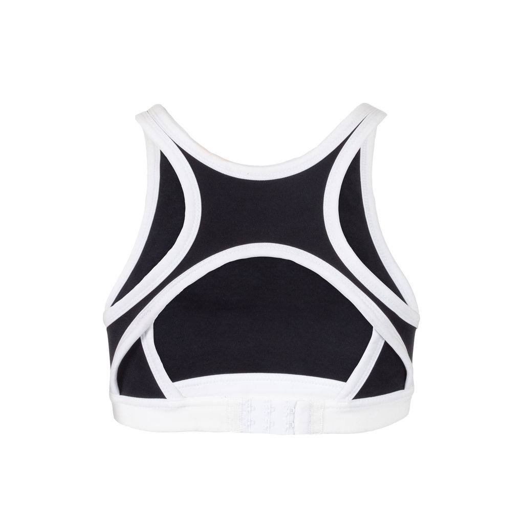 T by Alexander Wang Double Knit Sports Bra