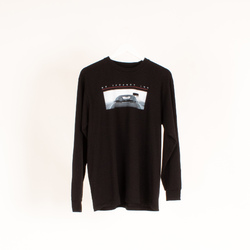 No Vacancy Inn Heat Long Sleeve curated by Emily Oberg
