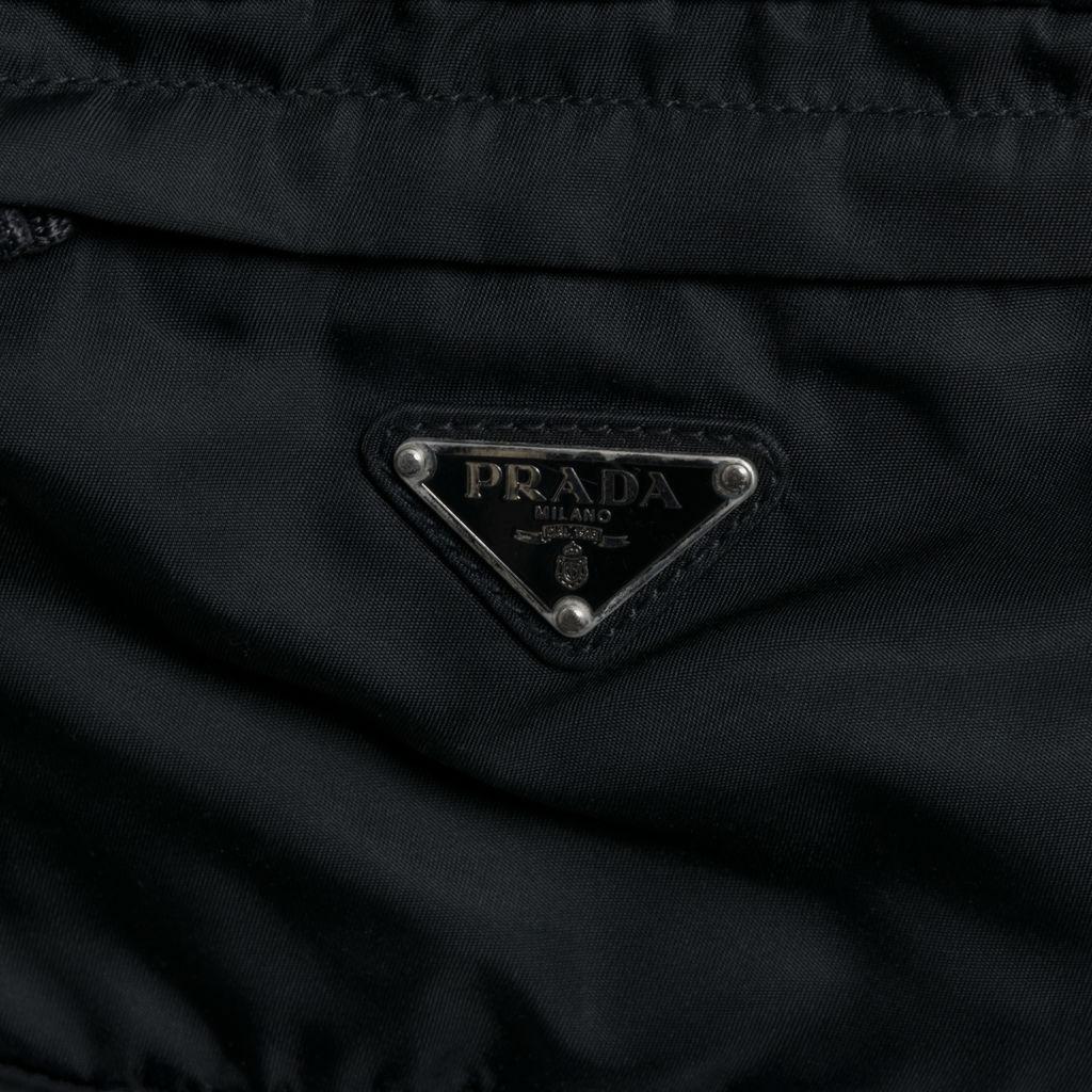 Prada Tessuto Montagna Belt Bag