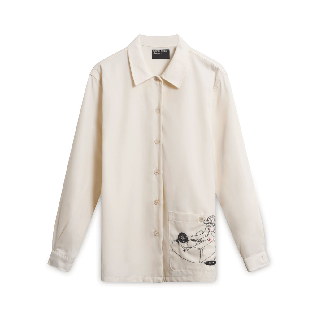 Enfants Riches Deprimes Button Up Shirt