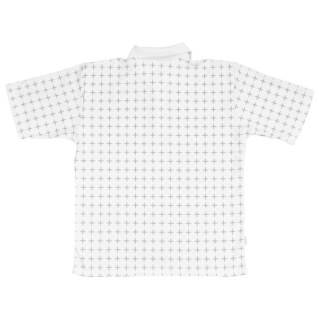 Golf Shirt- Plus Signs