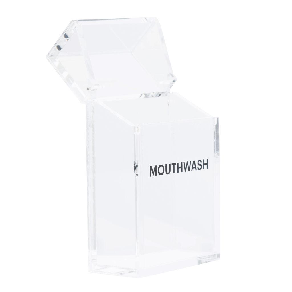 MOUTHWASH Acrylic Case