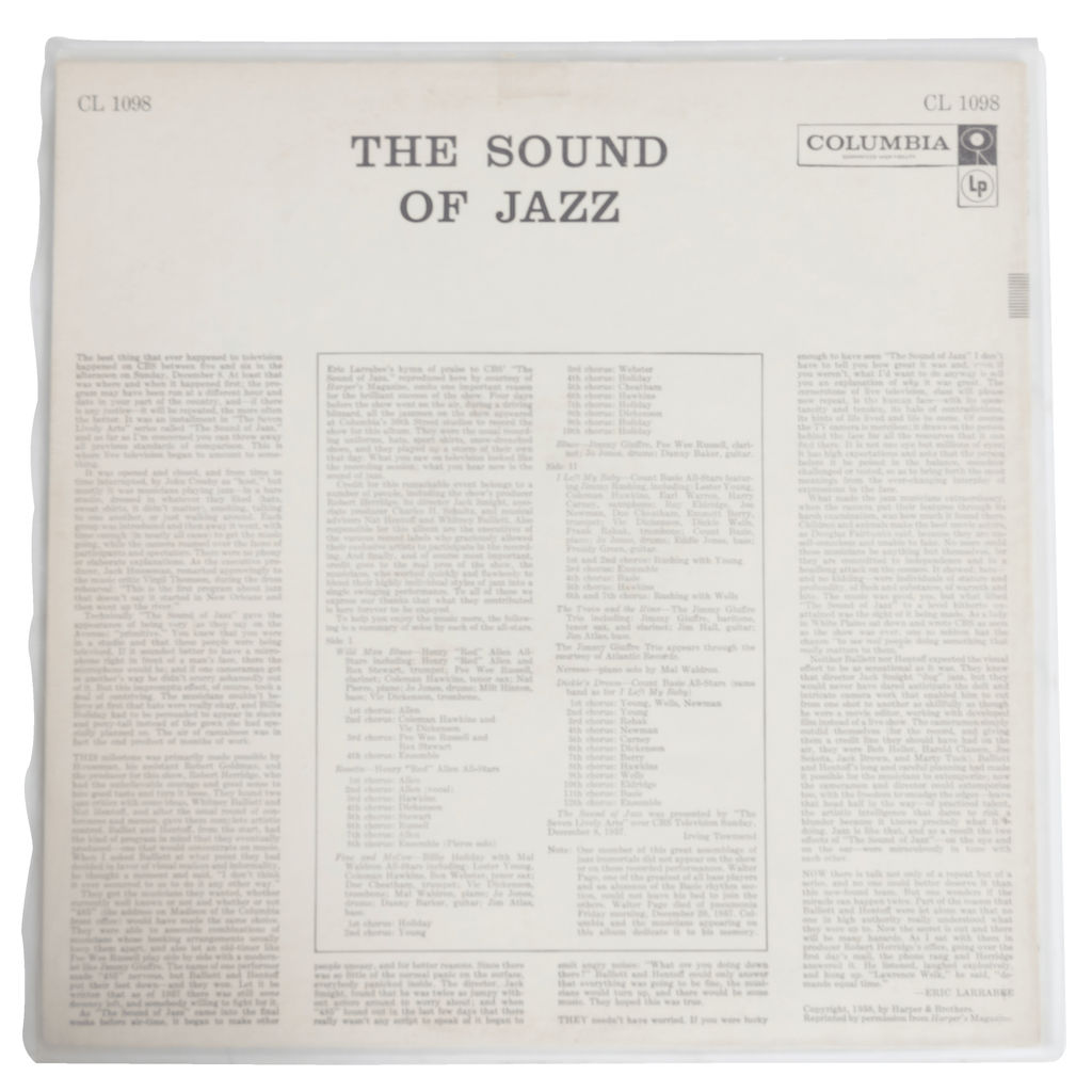 The Sound of Jazz Vinyl