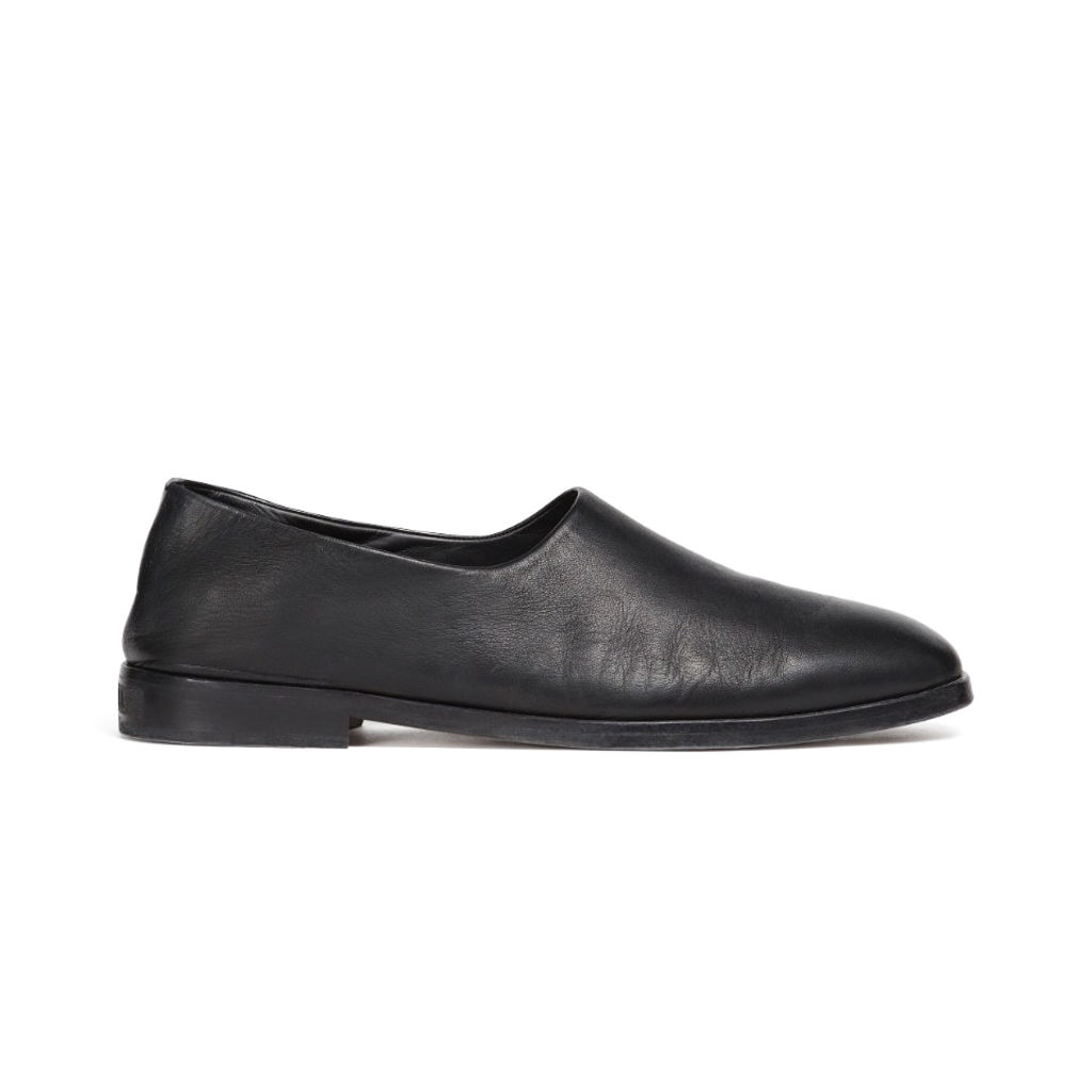 FEAROFGOD x ZEGNA Leather Slip-On