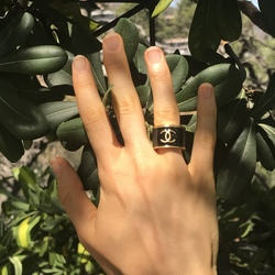 Chanel Ring curated by Catherine B