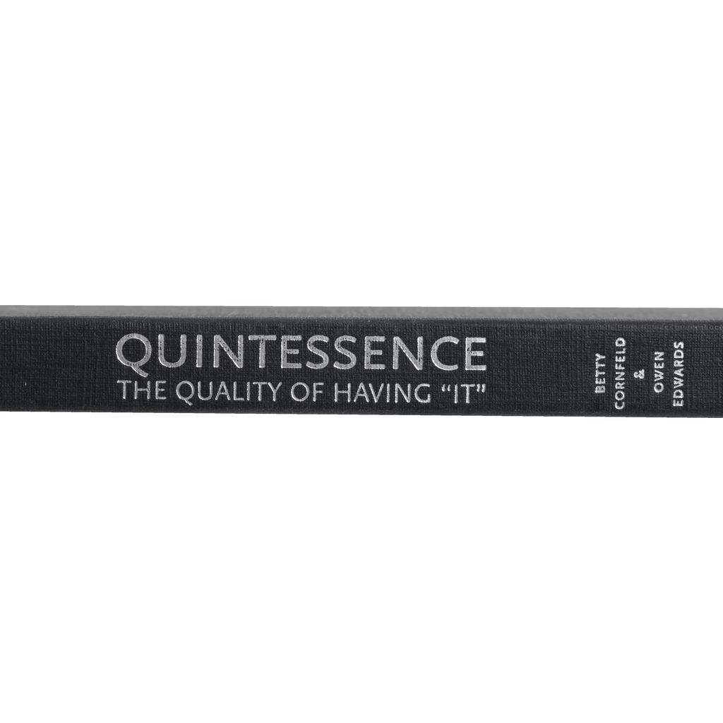 """Quintessence: The Quality of Having 'it'"" by Betty Cornfeld & Owen Edwards"