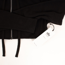 Alo Yoga Extreme Crop Jacket curated by Julie Schott