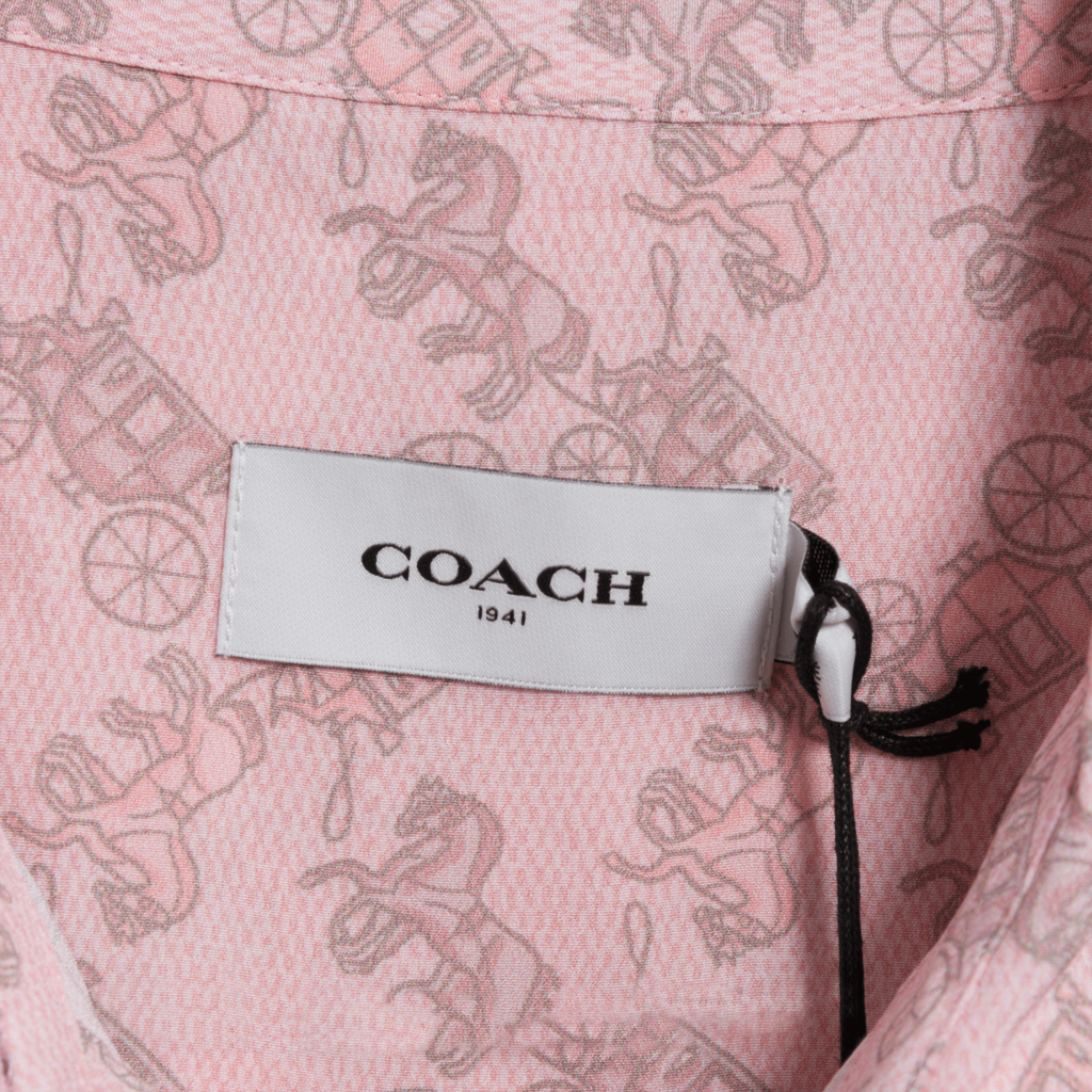 Coach Horse and Carriage Shirt