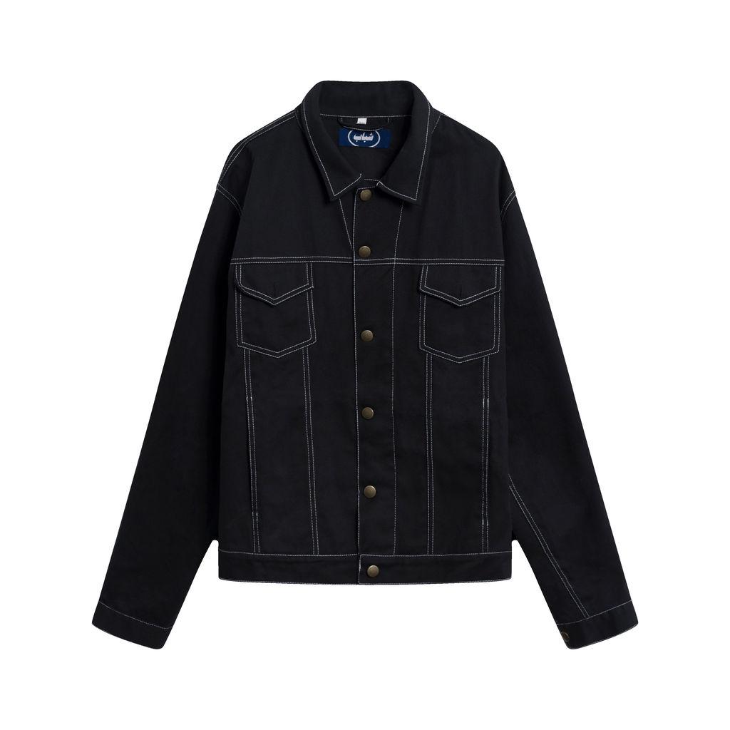 Shabab International Jacket - Black