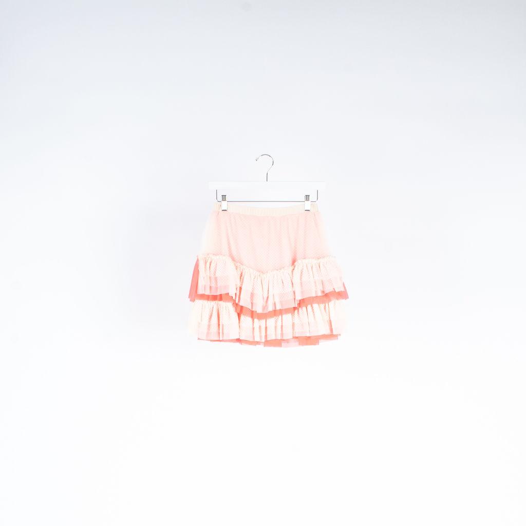 Hot as Hell Layered Miniskirt