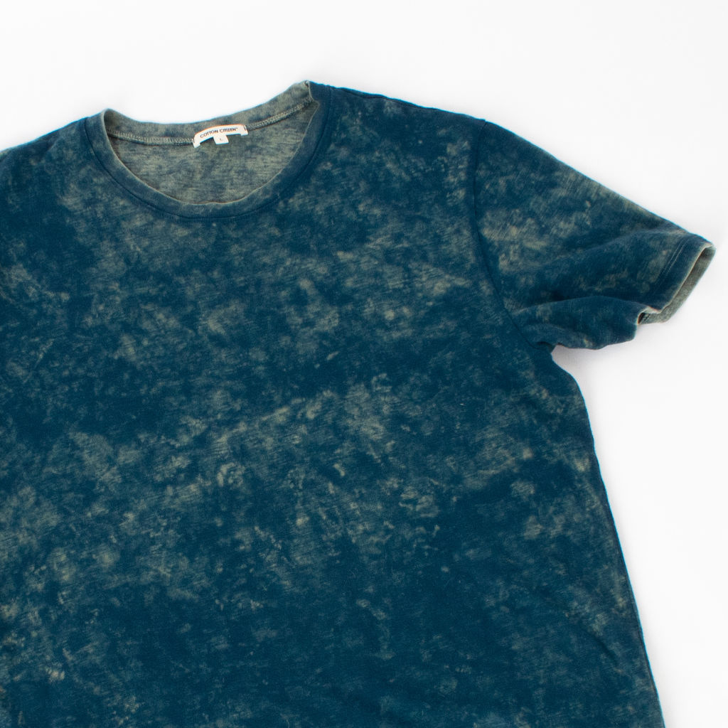 Cotton Citizen Bleach Dye T-Shirt