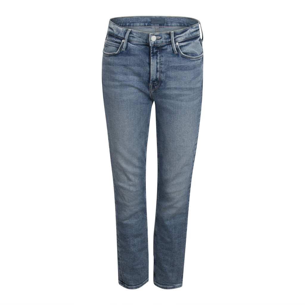 Mother Denim The Mid Rise Dazzler Ankle Jean