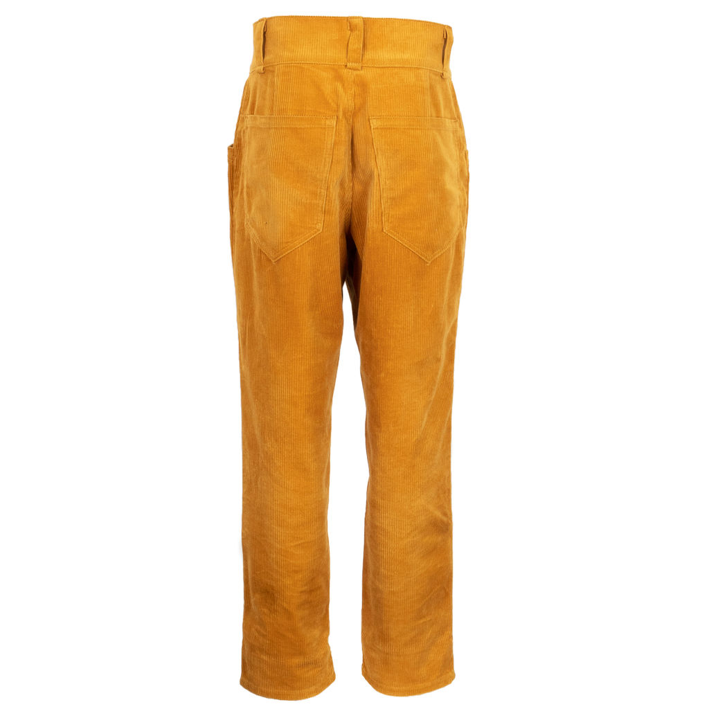 Landlord New York Corduroy Straight Leg Pants