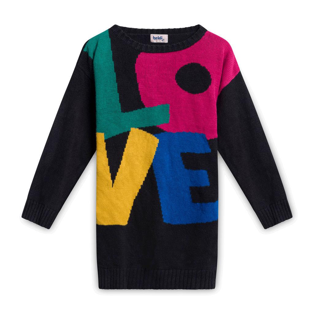 Heidi PT Crochet Sweater