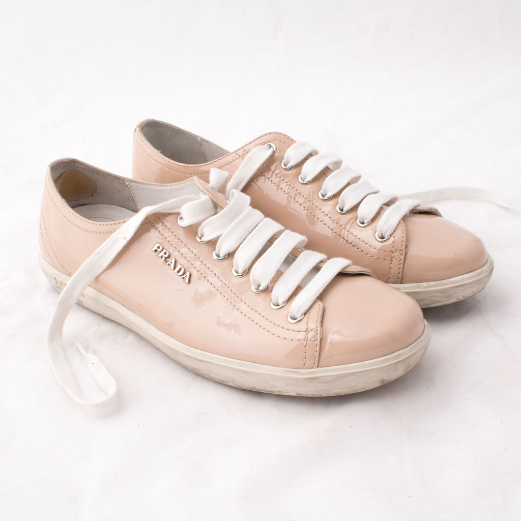 Prada Low Top Sneaker