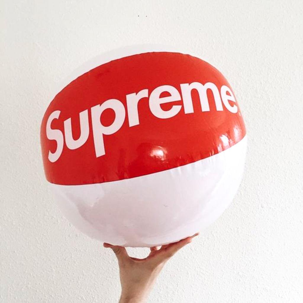 Supreme Inflatable Beach Ball