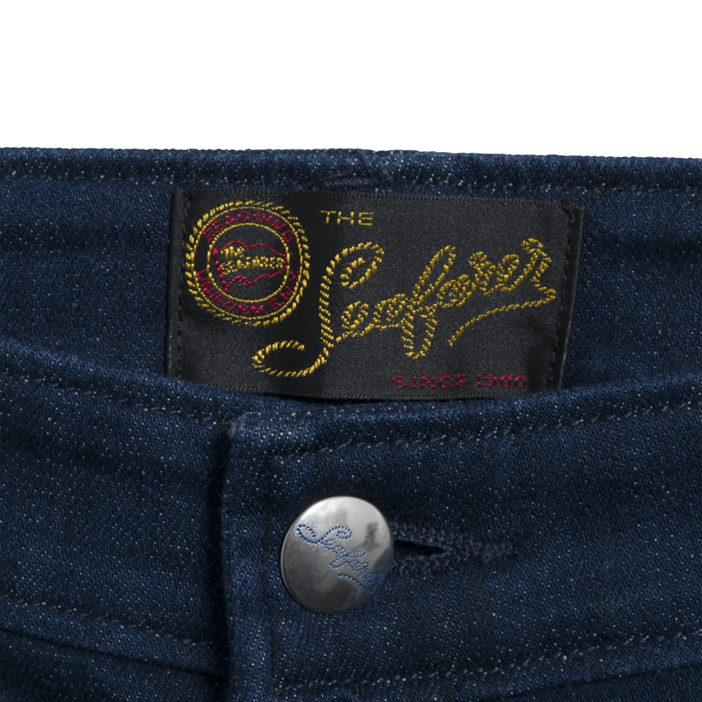 The Seafarer Dark Wash Flare Jeans