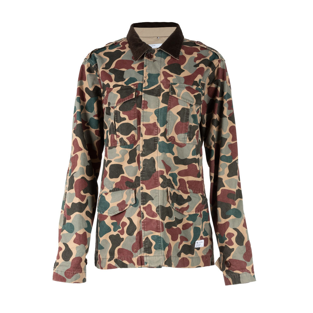 Adidas Originals Camo Field Jacket