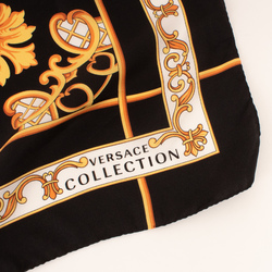 Versace Collection Silk Scarf curated by Julie Schott