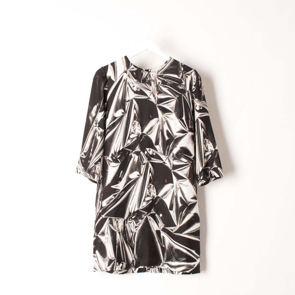 Stella McCartney Foil Print Dress