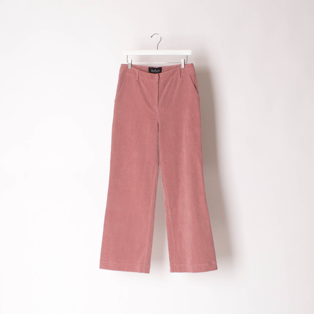 Designers Remix Alonso Pants In Dusty Rose