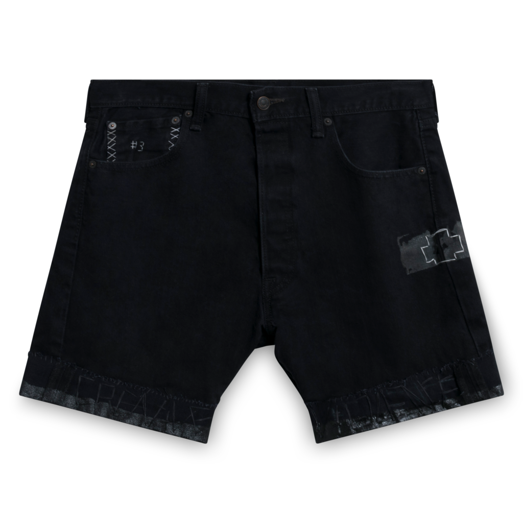 Creative Violence Black Short