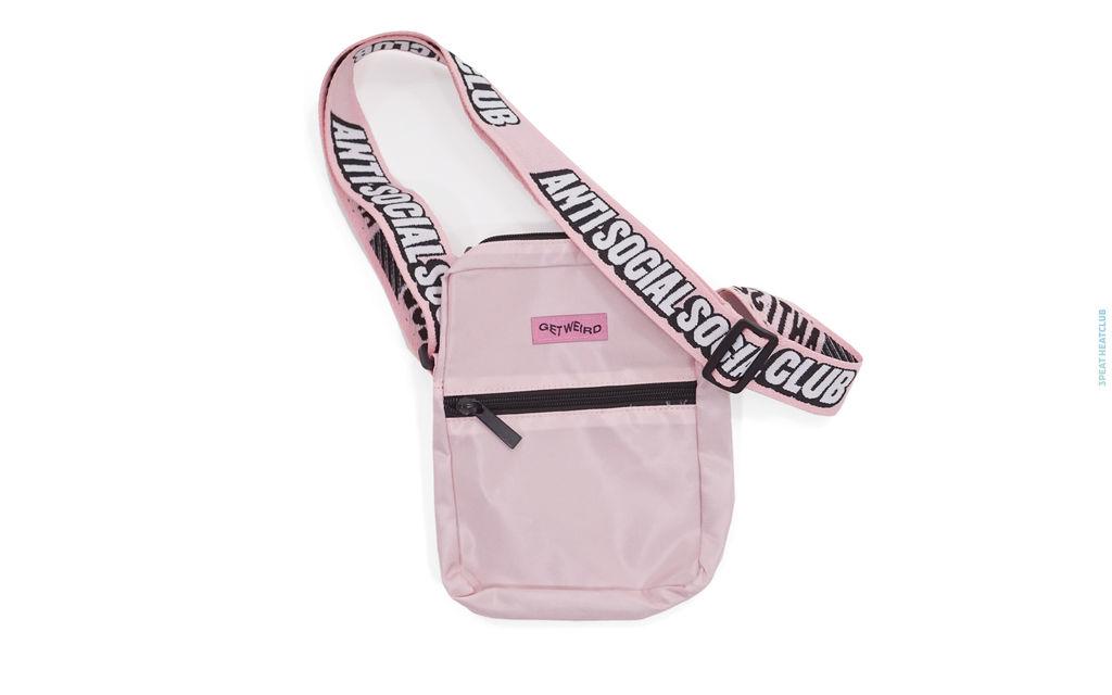 ASSC Shoulder Bag pink