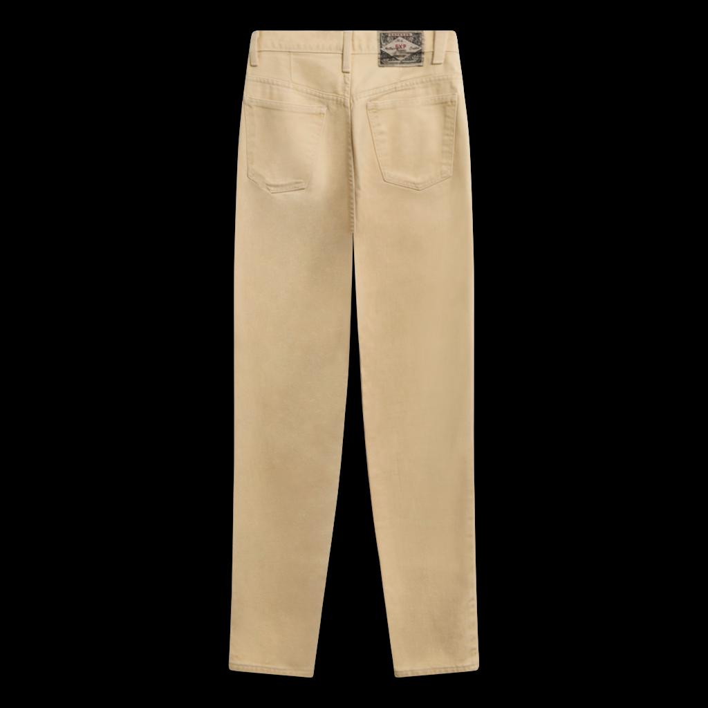 Express Vintage Washed Gold Pant