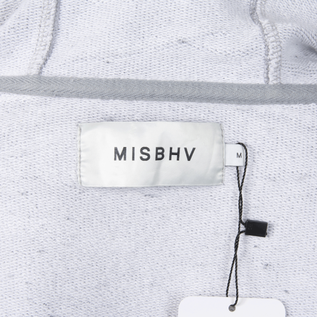 MISBHV Embroidered Logo Hoodie